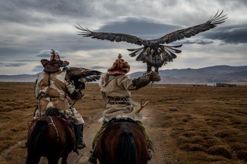 Kazakh Herders
